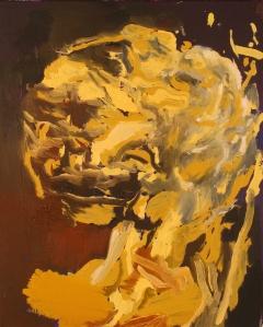 Perla Oil on Canvas 2015